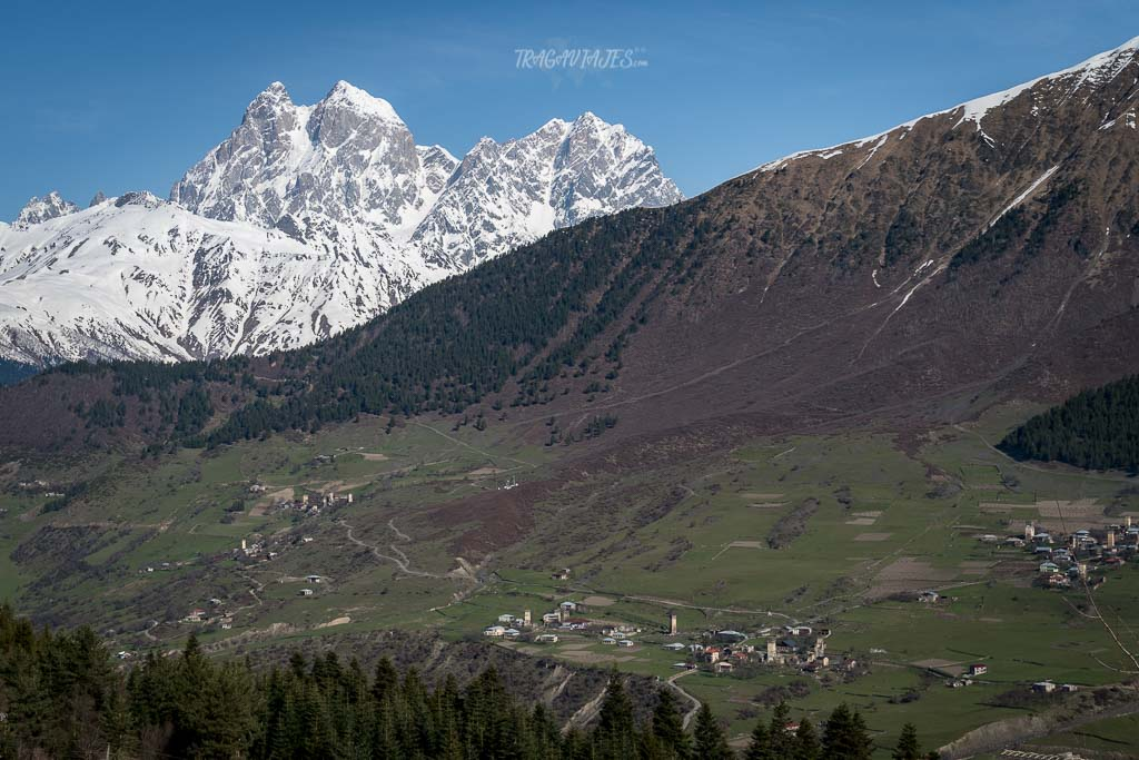 Qué ver en Georgia - Svaneti
