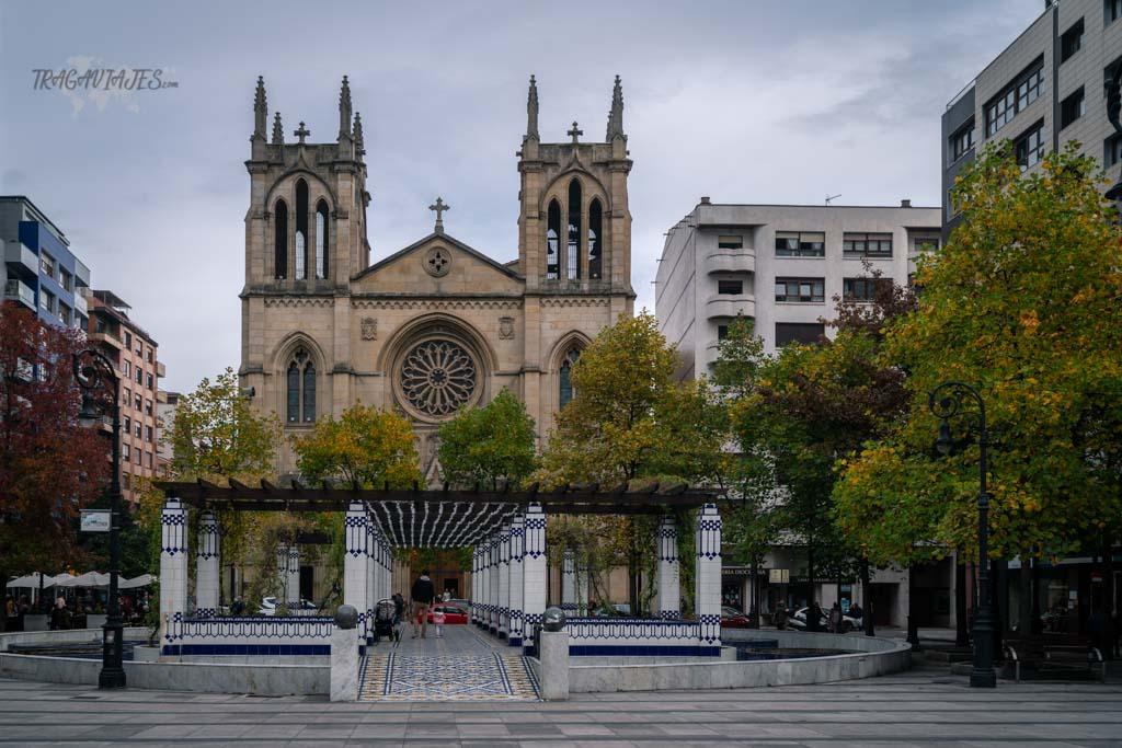 Qué hacer en Gijón - Iglesia de San Lorenzo