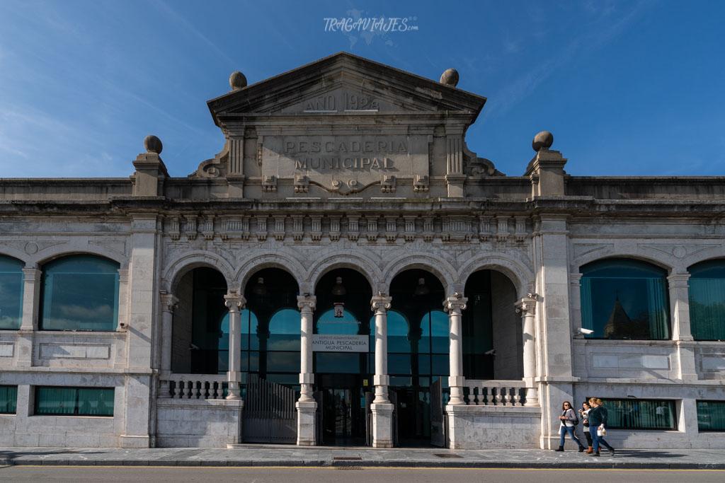 Qué ver en Gijón - Antigua Pescadería
