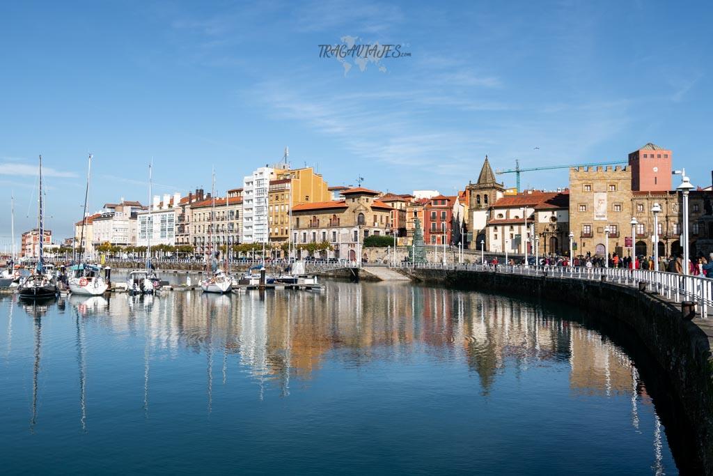 Qué hacer en Gijón - Puerto deportivo