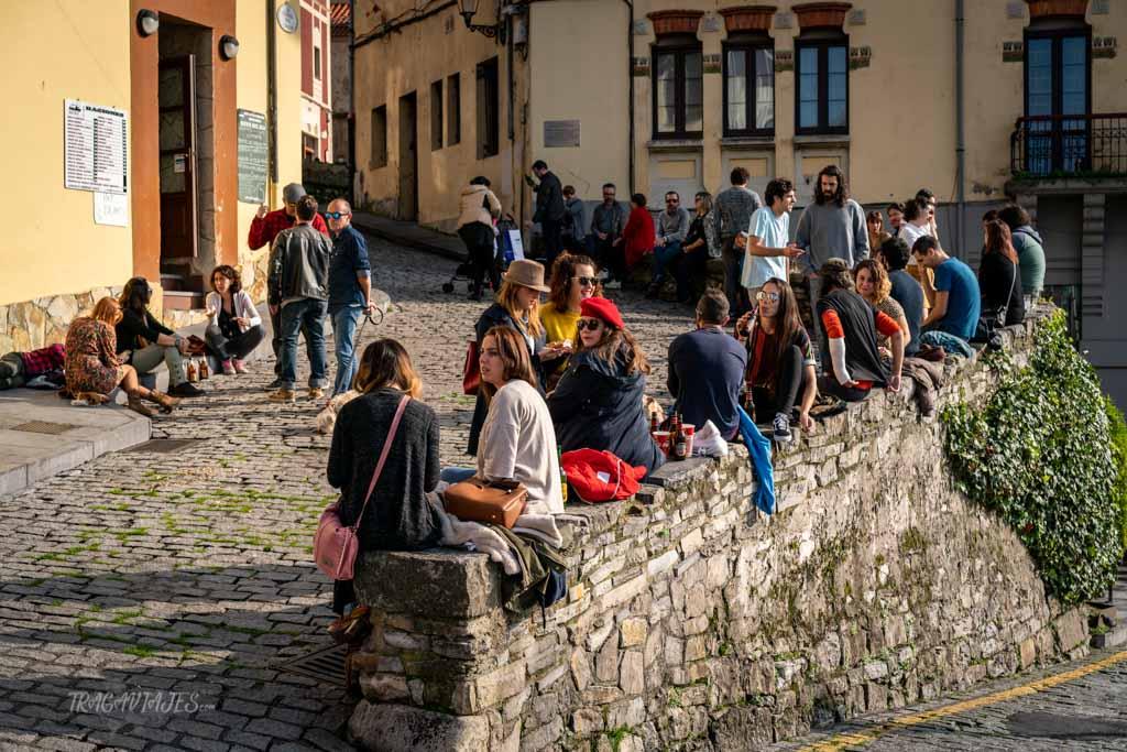 Qué hacer en Gijón - Cuesta del Cholo
