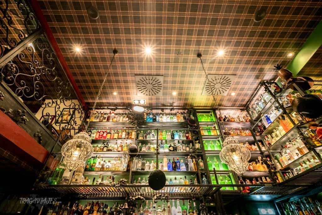 Qué hacer en Gijón - Bar Varsovia