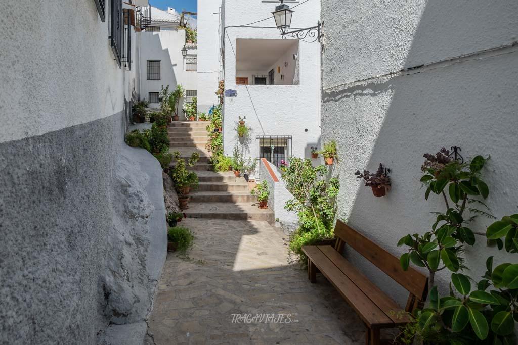 Qué ver y hacer en Salobreña- Callejuela de Salobreña