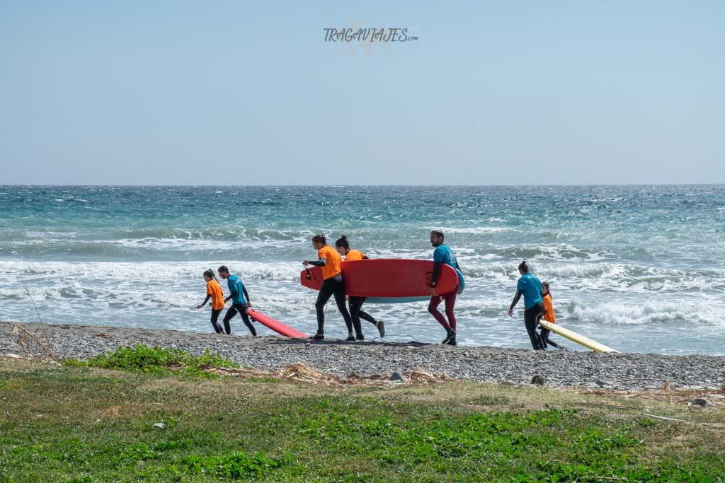 Qué hacer en Salobreña- Surf en Salobreña