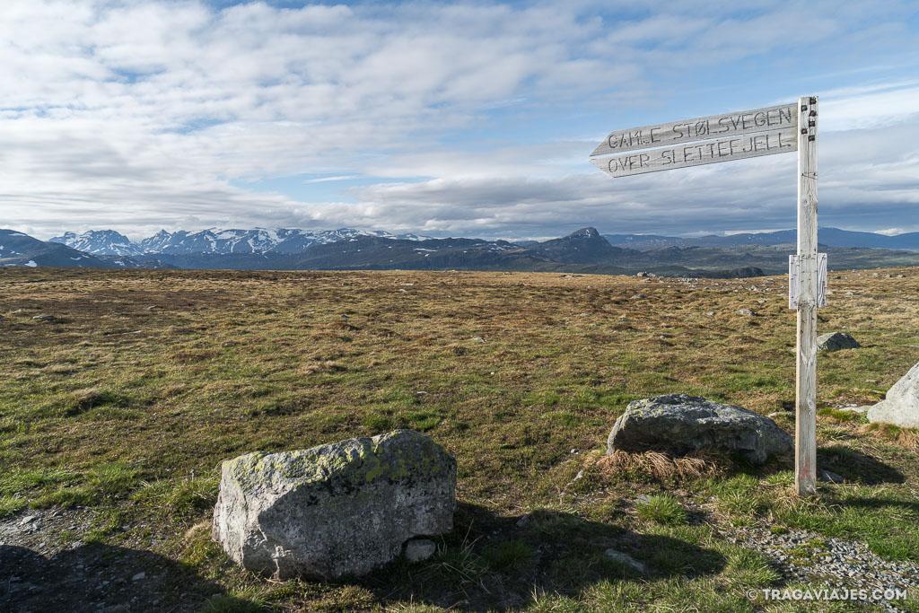 que hacer en la provincia de Oppland Slettefjell