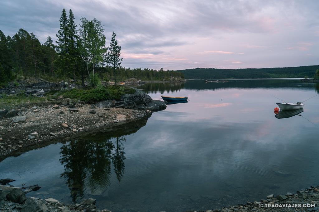 que-hacer-provincia-de-Oppland-lago-oyangen