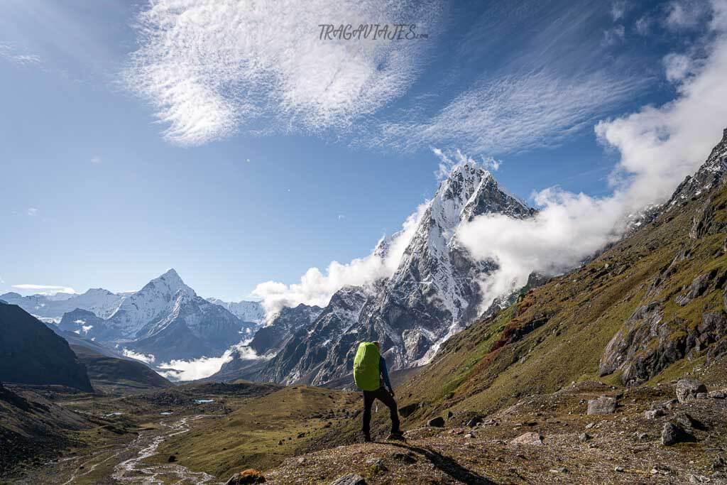 Qué llevar en la mochila en un trekking en Nepal