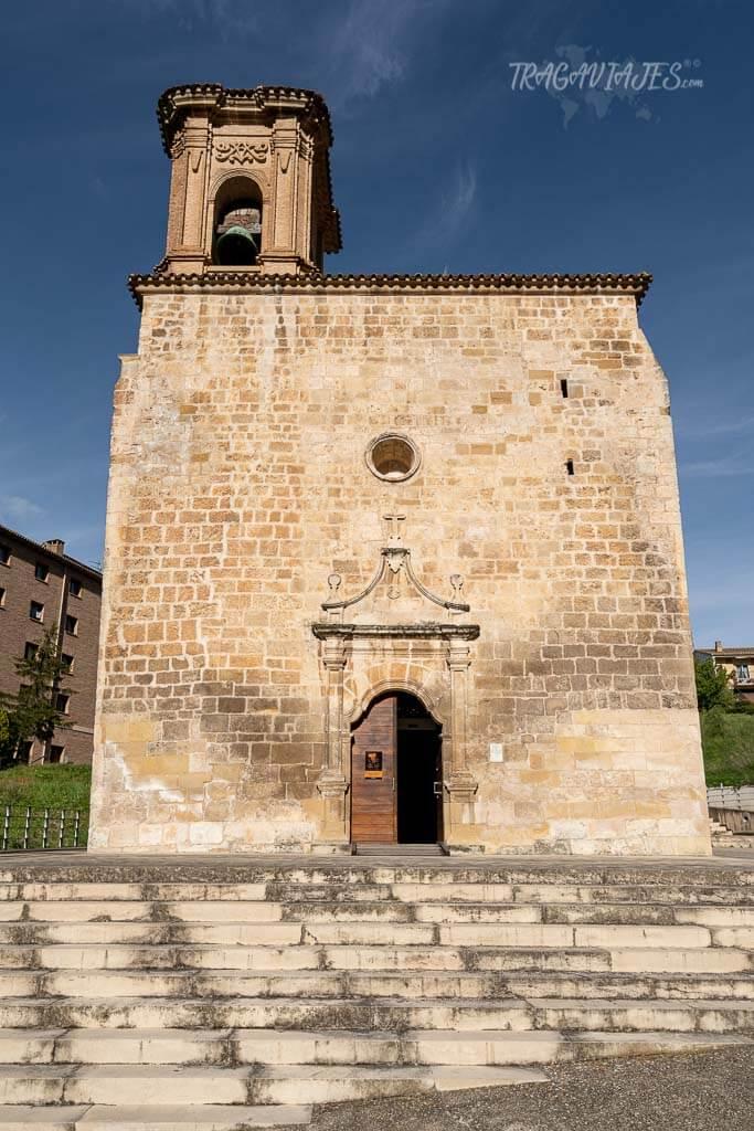 Qué ver en Estella - Santa María Jus del Castillo