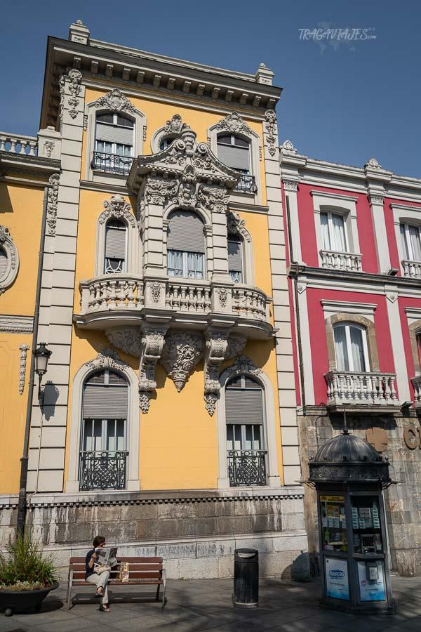 Qué ver en Avilés - Palacio de Balsera