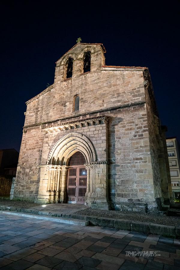 Qué ver en Avilés - Iglesia Vieja de Sabugo