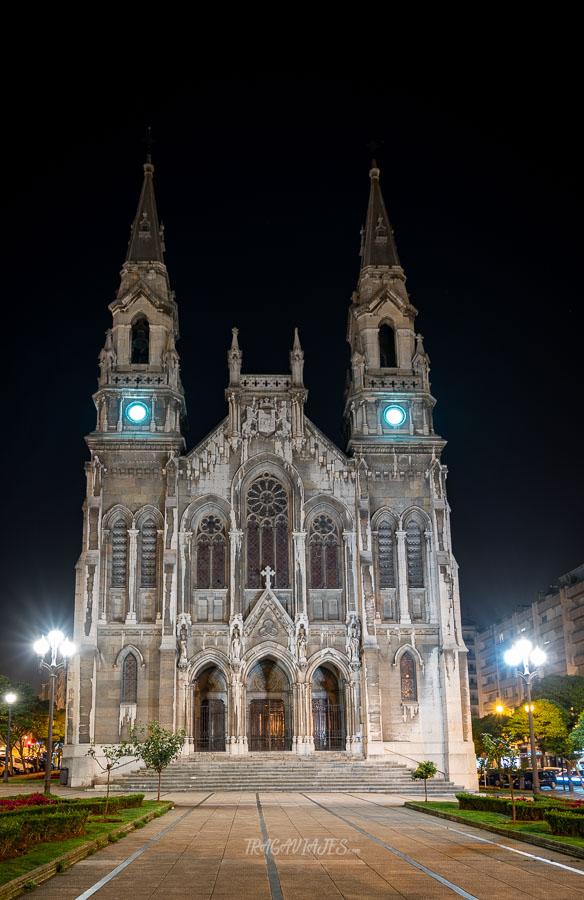 Qué ver en Avilés - Iglesia de Sto. Tomás de Cantorbery