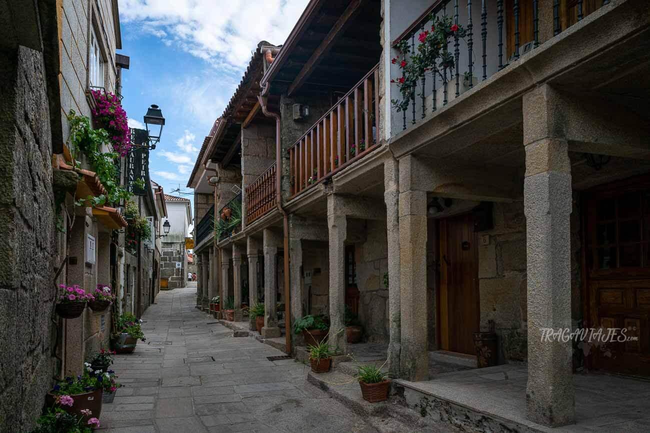 Qué ver en Combarro - Casas Marineras
