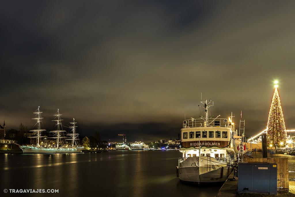 qué ver en Estocolmo en Navidad