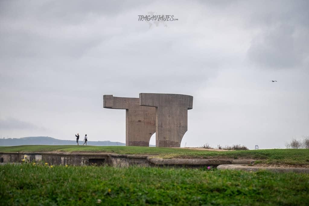 Qué ver en Gijón - Elogio del horizonte