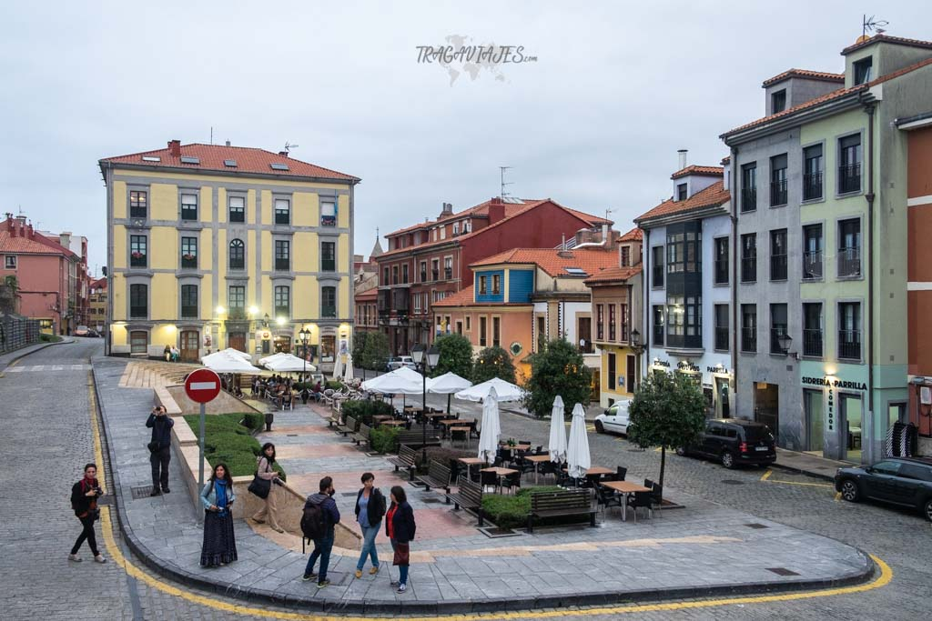Qué ver en Gijón - Cimadevilla