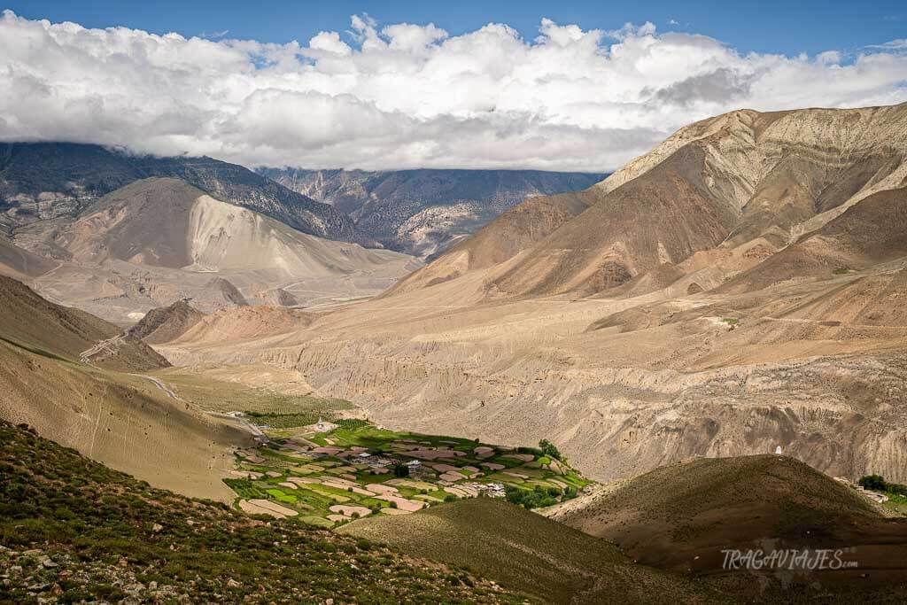 Qué ver en Nepal - Lower Mustang