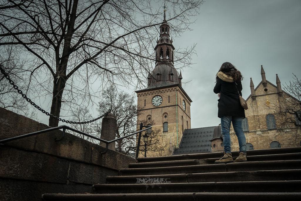 Planes en Oslo - Catedral