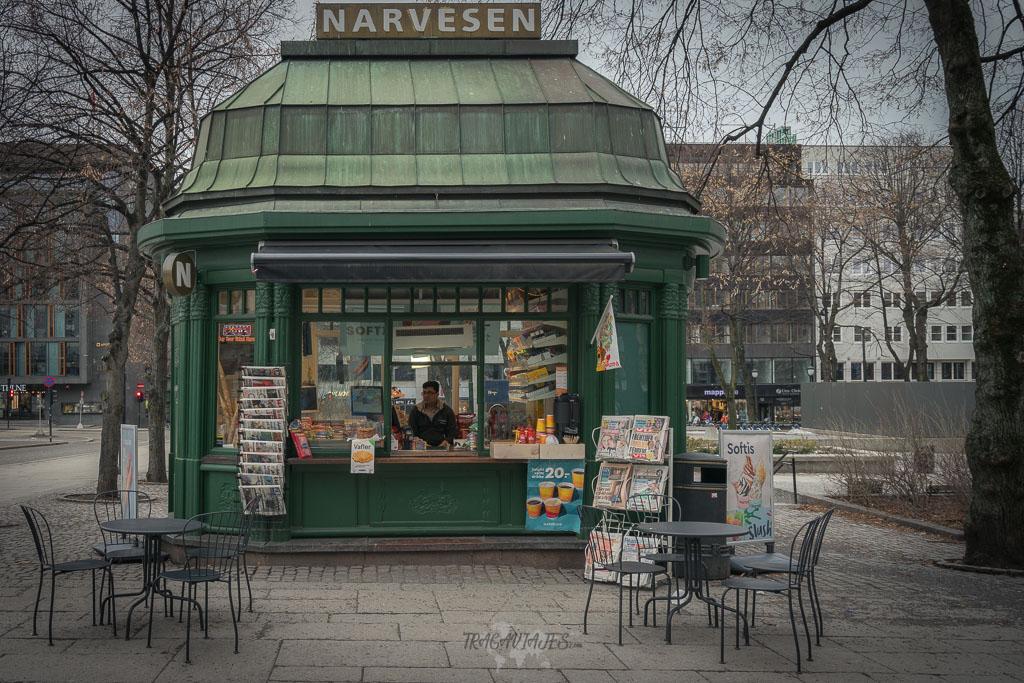 Viajar a Oslo y sentir la vida de sus calles
