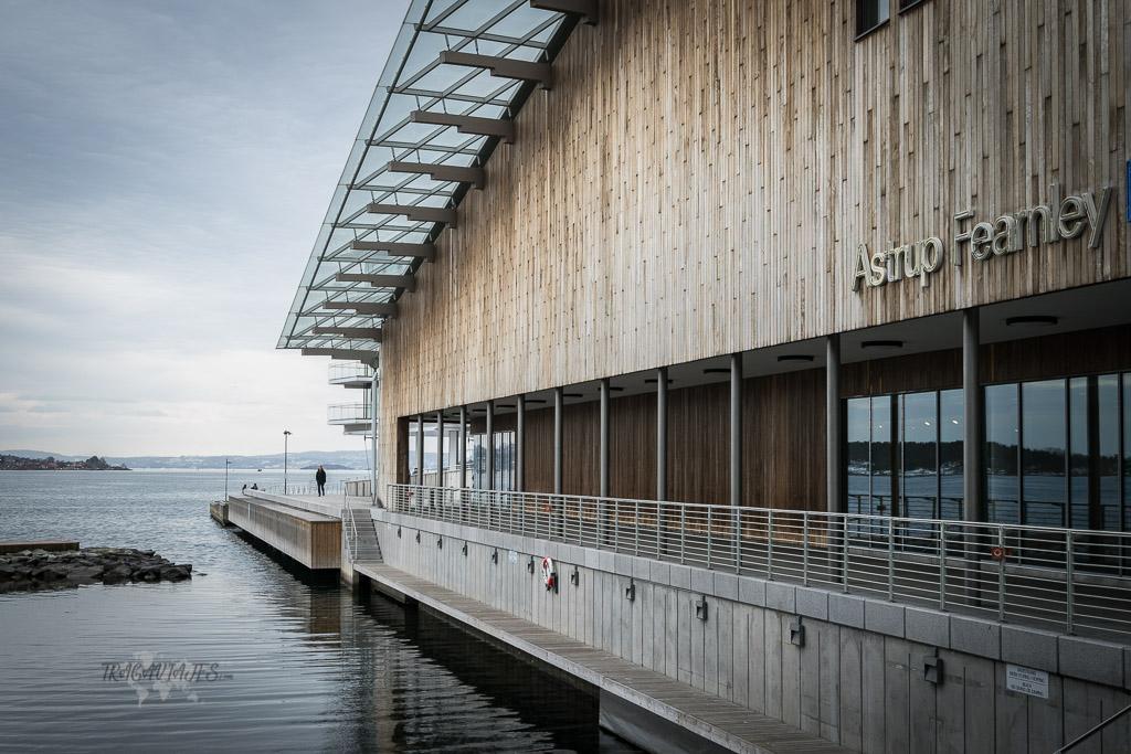 Barrios de Oslo - Aker Brygge