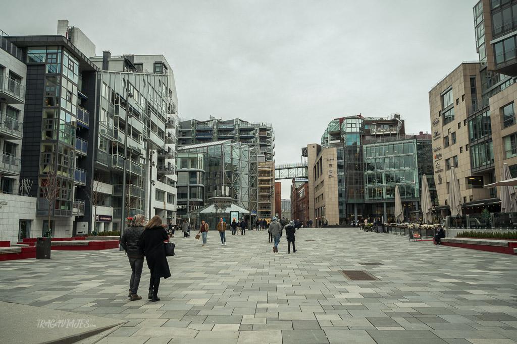 Arquitectura contemporánea de Oslo