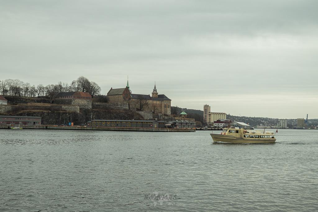 qué ver en oslo en un fin de semana, fortaleza Akershus