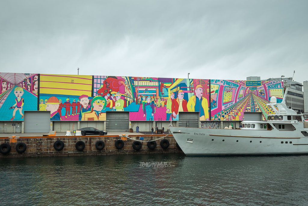 Street art en Oslo
