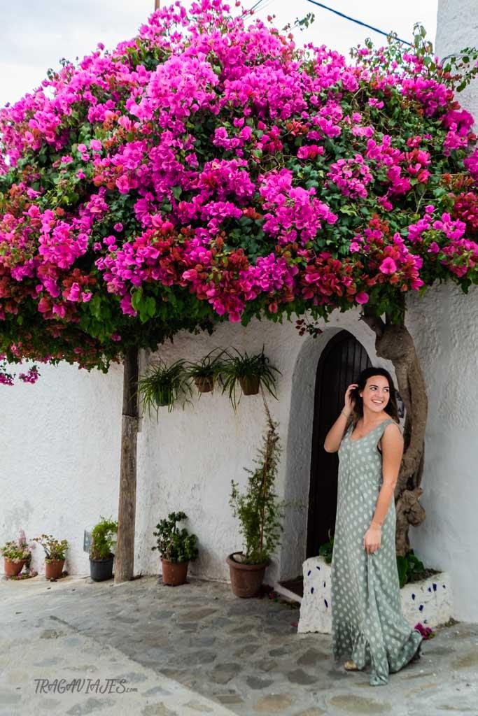 Qué ver en Salobreña- Calle típica de Salobreña