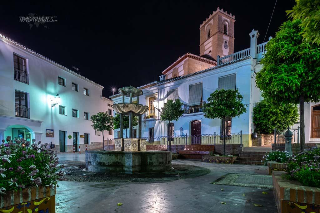 Qué ver en Salobreña - Plaza del antiguo Ayuntamiento de Salobreña