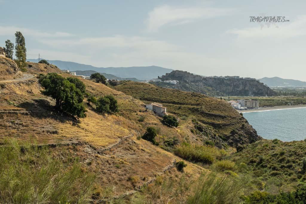 Qué ver en Salobreña- Senda del Mediterraneo