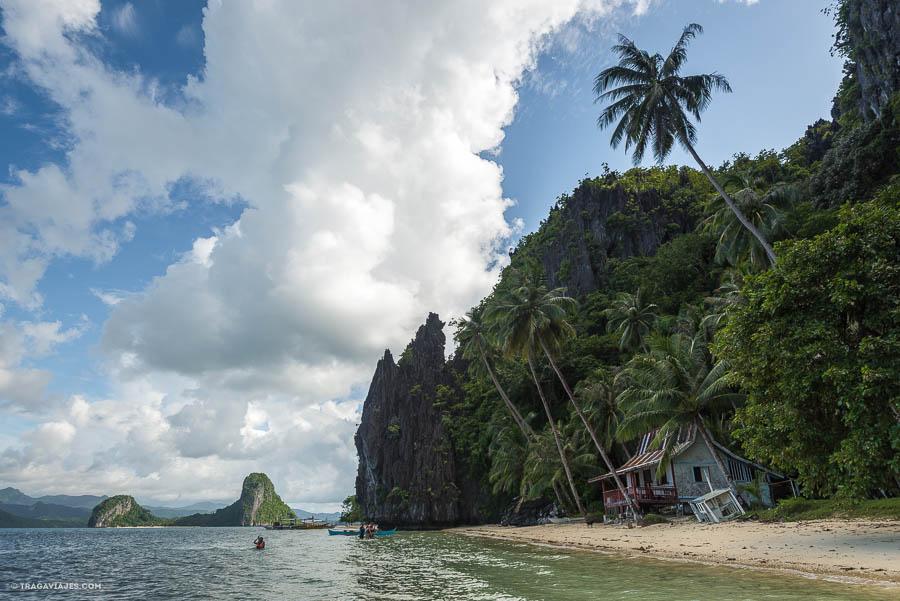 qué ver y que hacer en el nido, Filipinas en Palawan