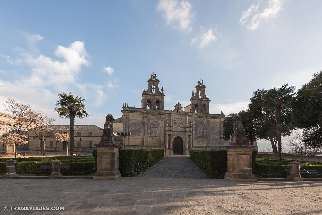 Provincia de Jaén - Plaza Vázquez de Molina de Úbeda