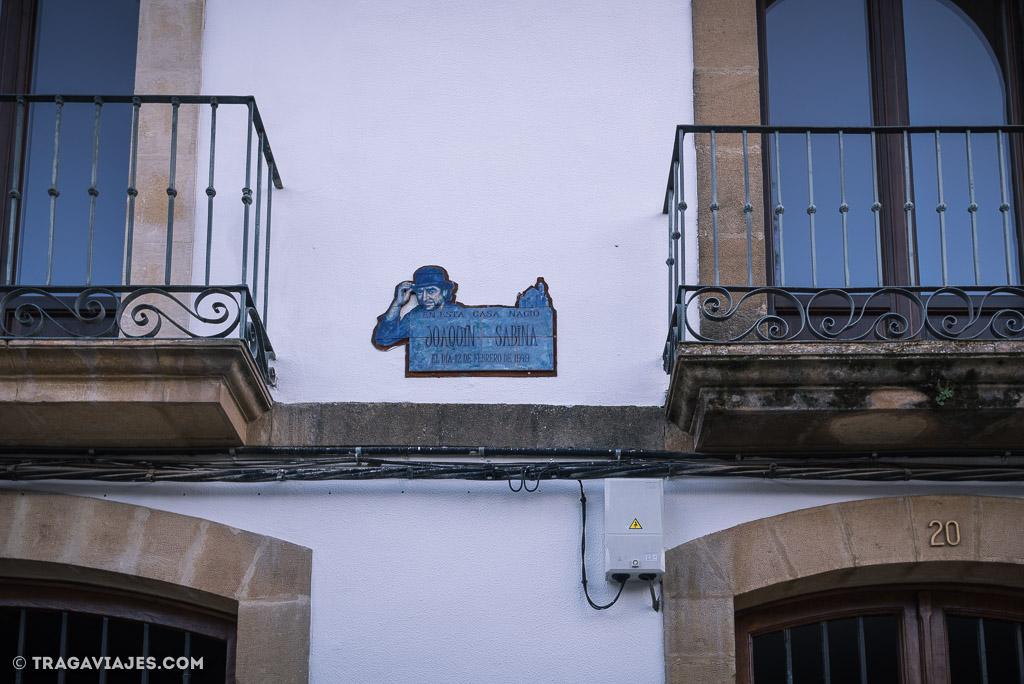 Casa de Joaquín Sabina en Úbeda
