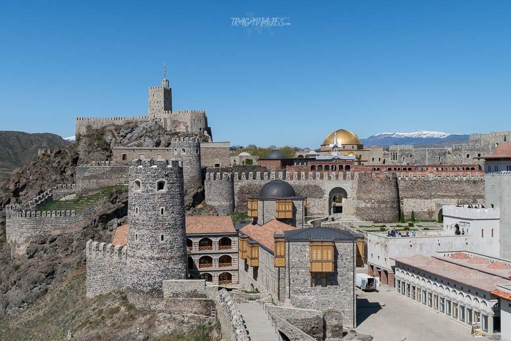 Qué visitar en Georgia - Fortaleza de Rabat