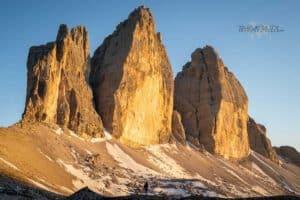 Ruta en coche por los Dolomitas - Tres Cimas de Lavaredo