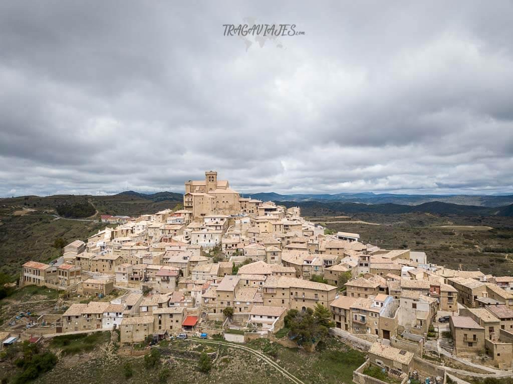 Pueblos bonitos de Navarra - Ujué