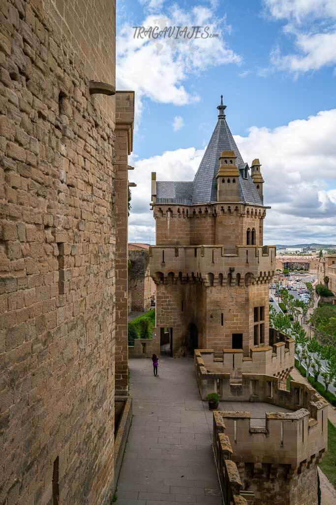 Qué ver en Navarra - Palacio de Olite
