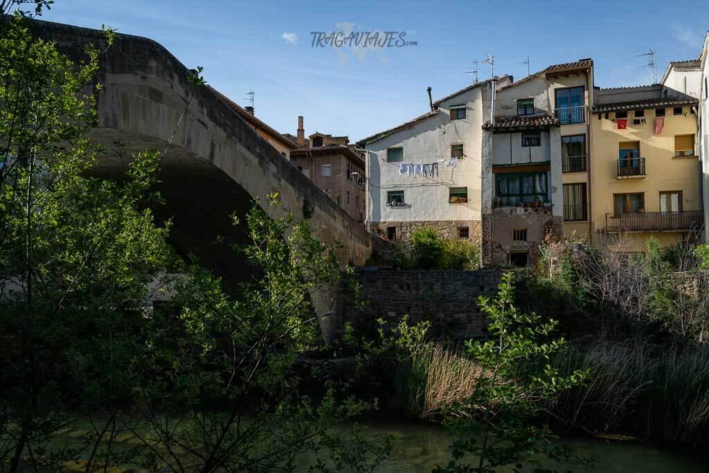 Qué ver en Estella - Puente de la Cárcel