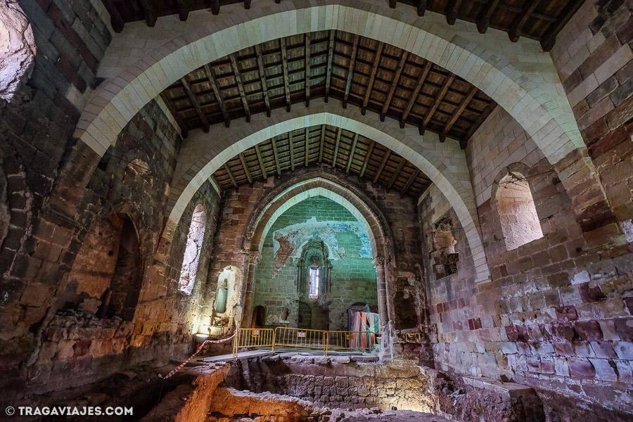 Iglesia de Santiago en Siguenza