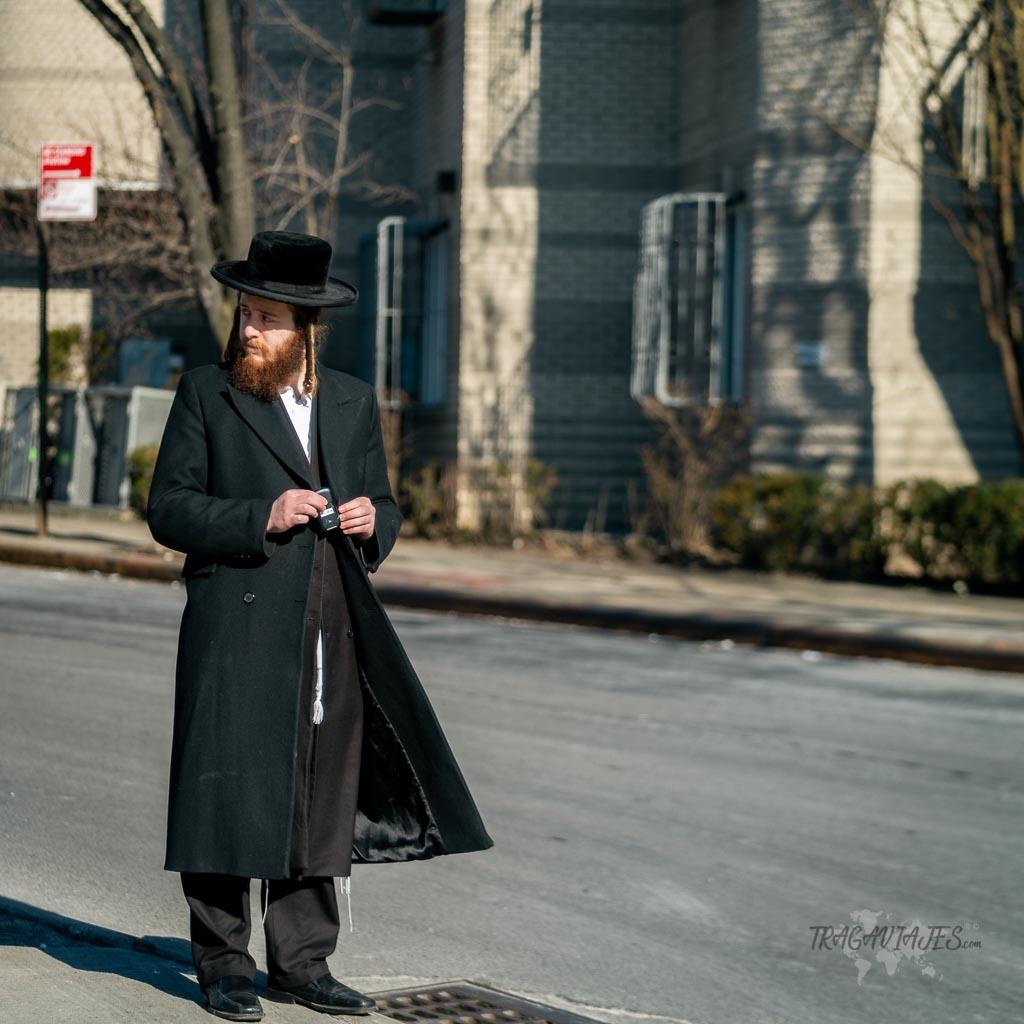Tour de contrastes de Nueva York - Judío Ultraortodoxo