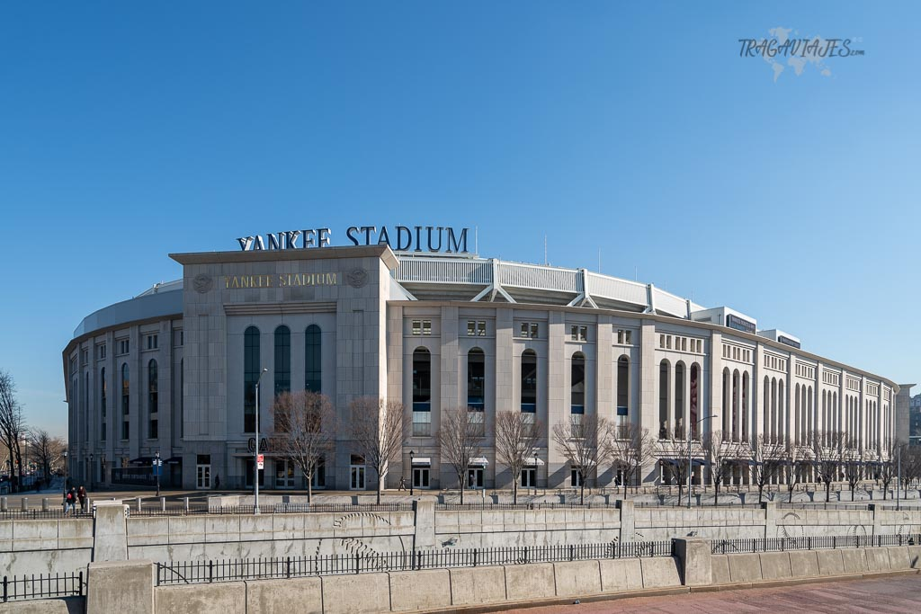 Tour de contrastes de Nueva York - Estadio de los Yankees