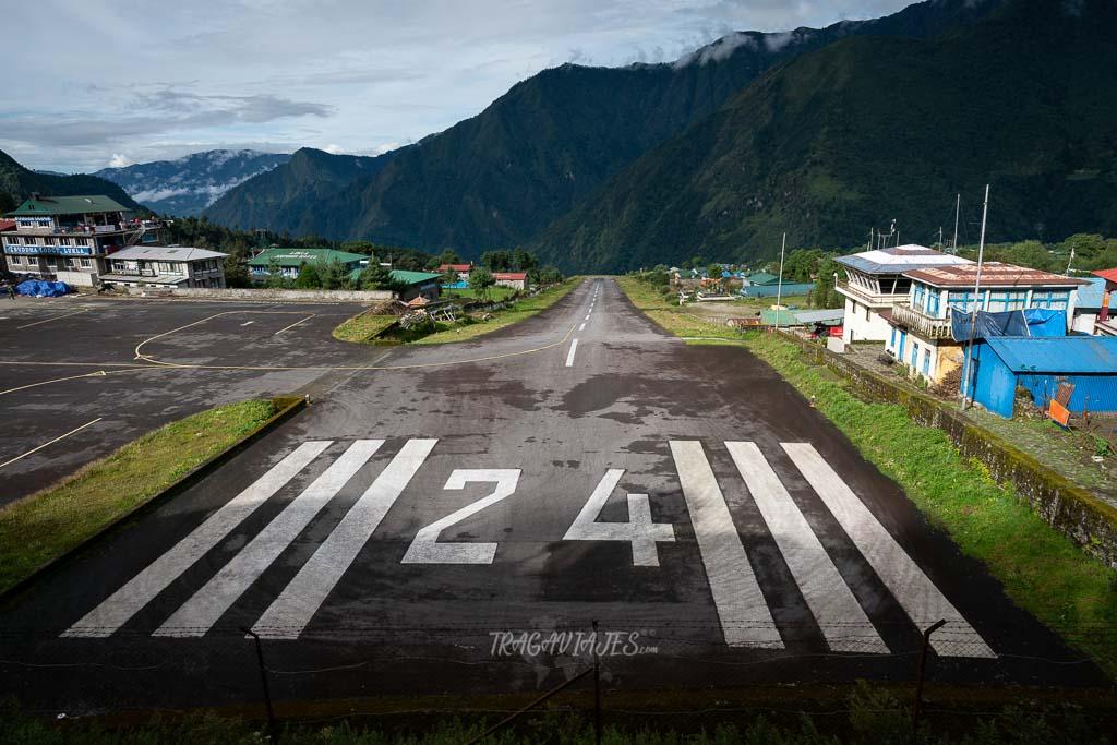 Trekking al campo base del Everest - Aeropuerto de Lukla