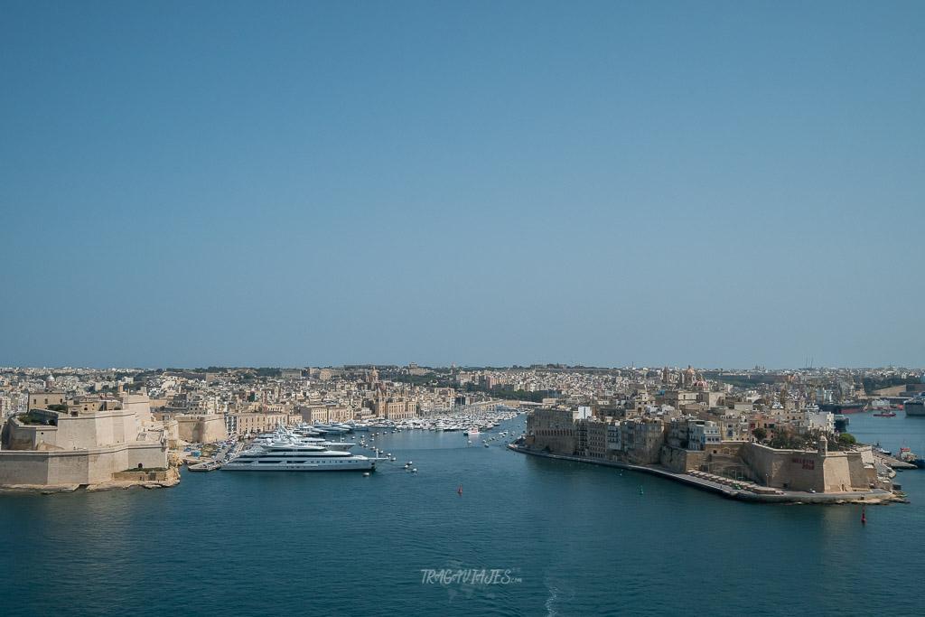 Viajar a Malta - La Cottonera