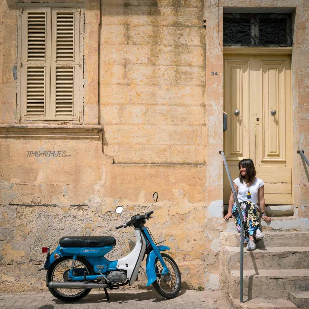 Viajar a Malta - Birgu