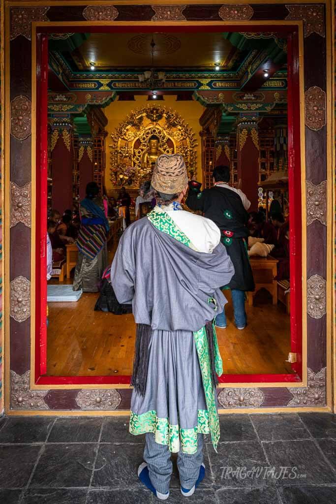 Viajar a Nepal qué ver - Templo de Kagbeni
