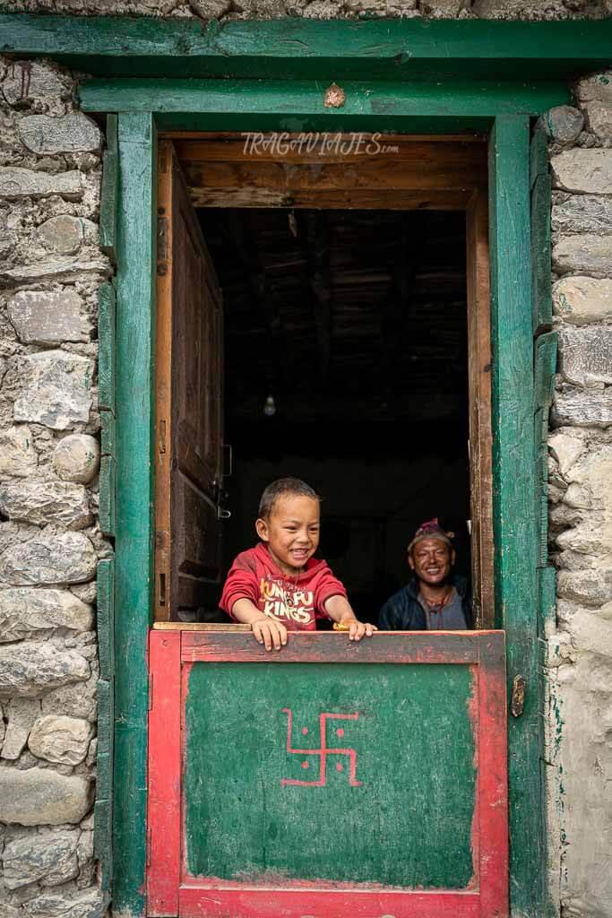 Viajar a Nepal qué ver - Gente de Nepal