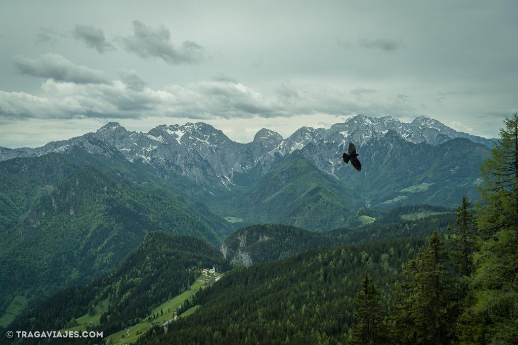 viaje a eslovenia