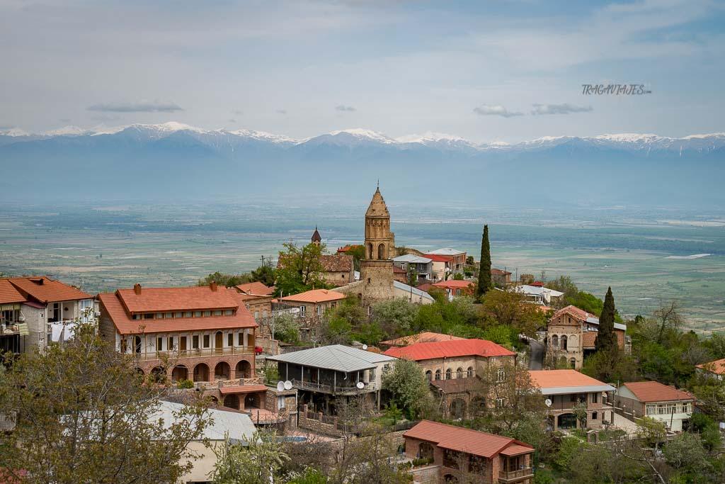 Viajar a Georgia - Sighnaghi