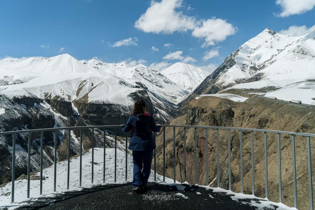 Viajar a Georgia - Montañas del Cáucaso