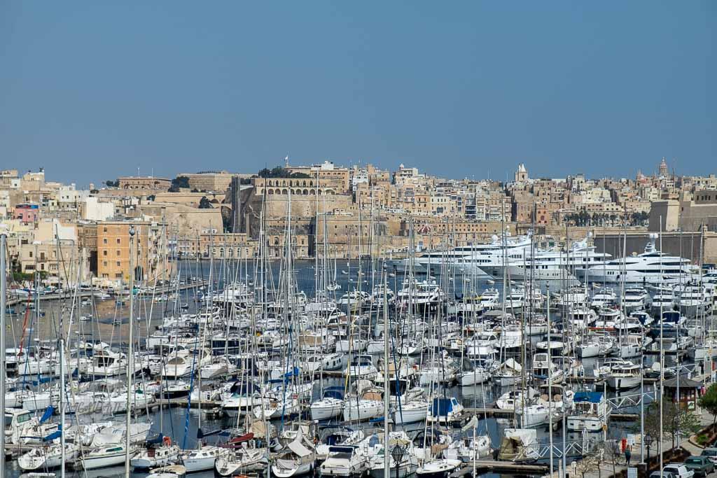 Viaje a Malta - La Valeta