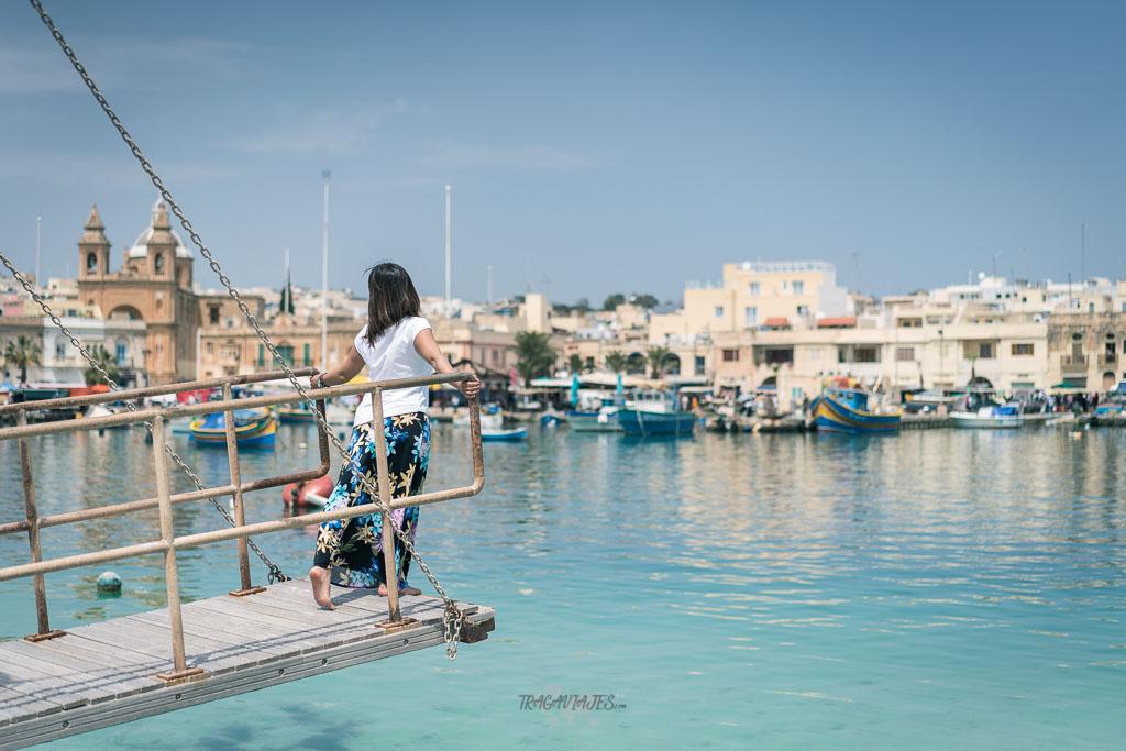 Viaje a Malta - Marxaslokk